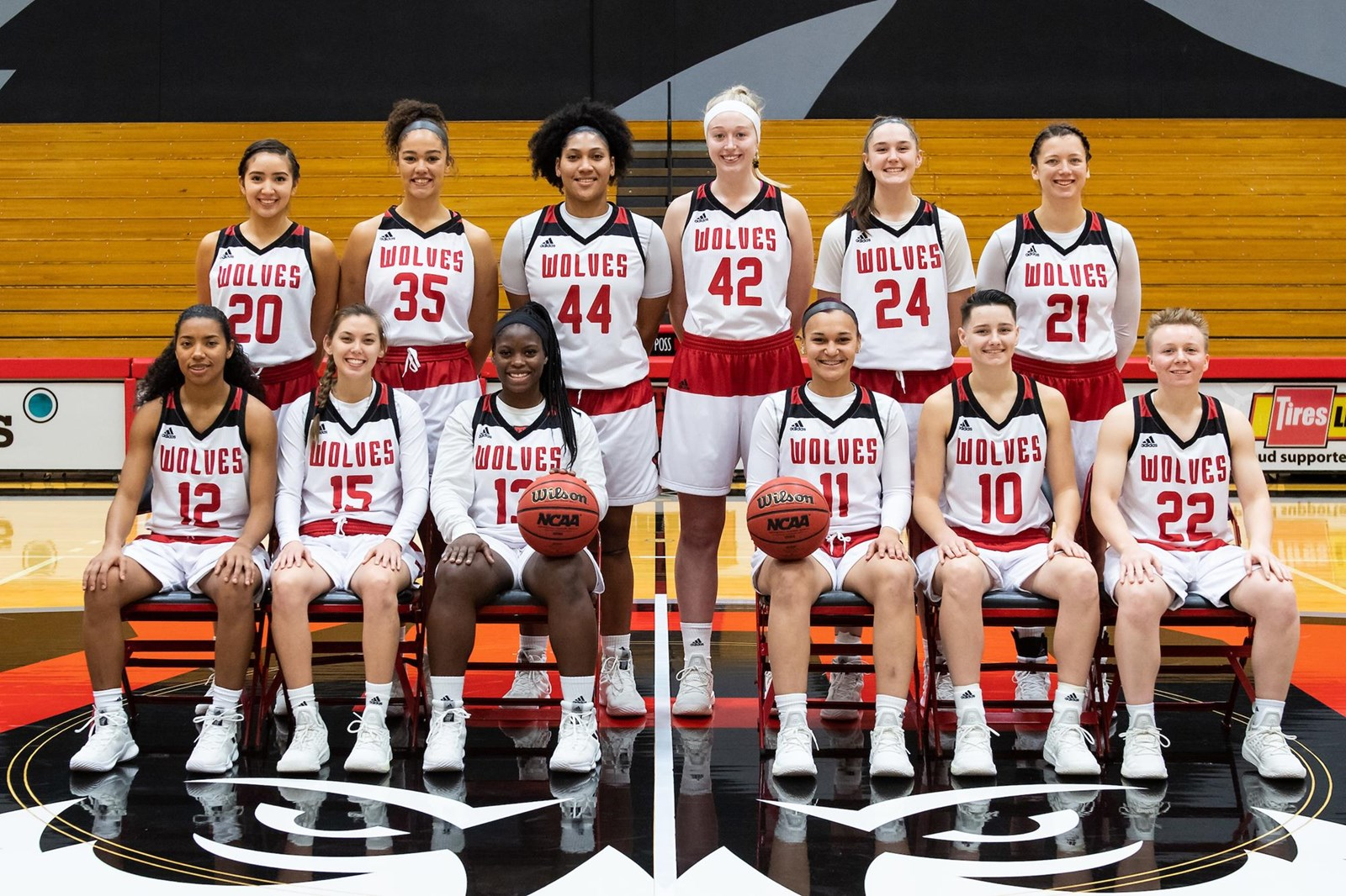 brand new 3d907 911a2 2018-19 Women's Basketball Roster - Western Oregon ...